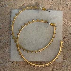 Rare Isadora Hoops by Stella and Dot